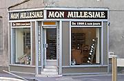 wine shop mon millesime rue fg madeleine beaune cote de beaune burgundy france