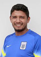Football - Peruvian League Descentralizado - <br /> Movistar Trophy 2016 - Abertura Tournament / <br /> Club Alianza Lima - <br /> Reimond Manco