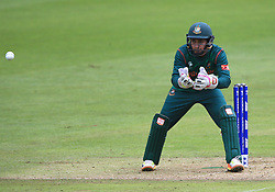 Bangladesh's Mushfiqur Rahim during the ICC Champions Trophy, Group A match at Sophia Gardens, Cardiff.