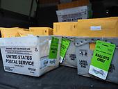 West Virginia: Delivering Absentee Ballots September 2020