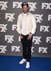 BEVERLY HILLS, CA - AUGUST 9:   Desmin Borges at the FX 2017 Television Critics Association Summer Tour Star Walk at The Beverly Hilton Hotel on Tuesday, August 9, 2017 in Beverly Hills, CA. (Photo by Scott Kirkland/Fox/PictureGroup) *** Please Use Credit from Credit Field ***