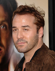 Jeremy Piven at 'The Hangover' premier held at Graumans Chinese Theatre, Hollywood, USA.
