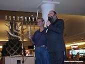 Chabad Menorah Lighting Boynton Mall