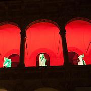 Il FuoriSalone 2010 nelle vie di centrali Milano, Università Statale