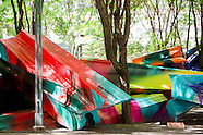 Katharina Grosse | Just Two of Us | Public Art Fund