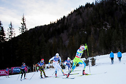 Alenka Cebasek (SLO) during the ladies team sprint race at FIS Cross Country World Cup Planica 2016, on January 17, 2016 at Planica, Slovenia. Photo By Urban Urbanc / Sportida