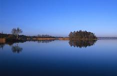Spiegel en blijkpolder, Nederhorst den Berg, Wijdemeren, Noord Holland,  Netherlands