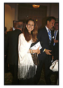Isobel Goldsmith, Gala champagne reception and dinner in aid of CLIC Sargent.  Grosvenor House Art and Antiques Fair.  Grosvenor House. Park Lane. London. 14 June 2006. ONE TIME USE ONLY - DO NOT ARCHIVE  © Copyright Photograph by Dafydd Jones 66 Stockwell Park Rd. London SW9 0DA Tel 020 7733 0108 www.dafjones.com