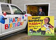 Happy Birthday Truck for Frontliner Nurse