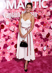 LOS ANGELES, CA, USA - FEBRUARY 11: Los Angeles Premiere Of Warner Bros. Pictures' 'Isn't It Romantic' held at The Theatre at Ace Hotel on February 11, 2019 in Los Angeles, California, United States. 11 Feb 2019 Pictured: Chloe Bridges. Photo credit: David Acosta/Image Press Agency / MEGA TheMegaAgency.com +1 888 505 6342