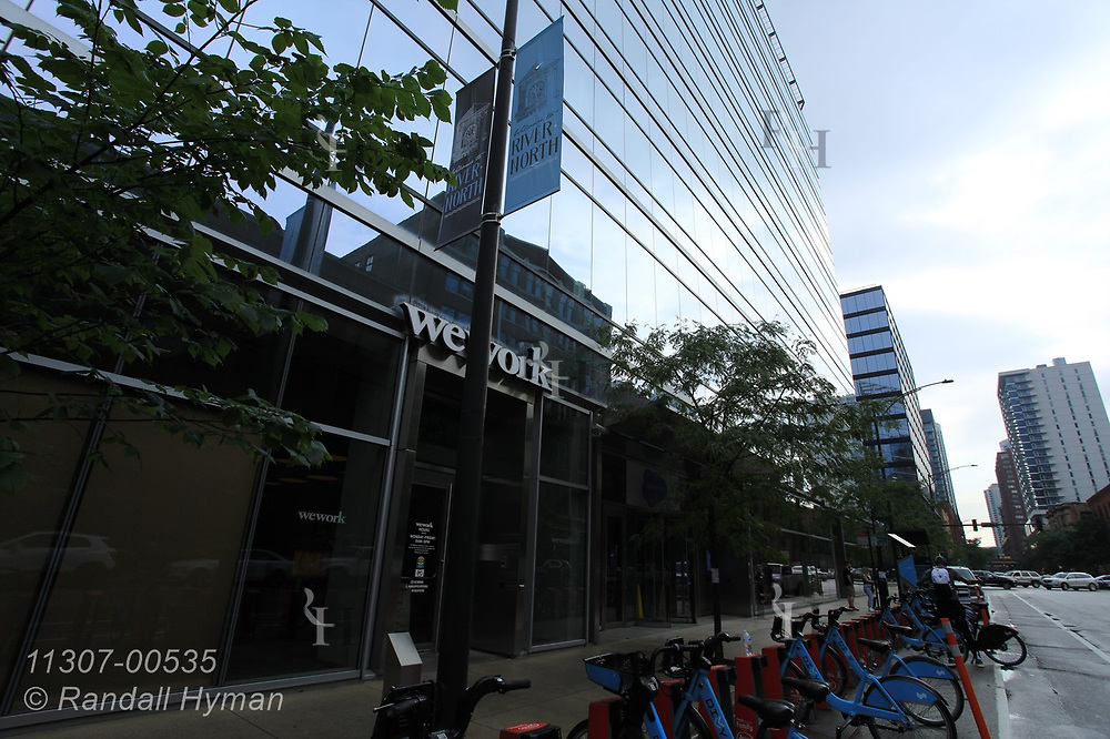 Building at 111 West Illinois Street is due to be managed by WattTime as a pilot project to maximize energy efficiency in downtown Chicago, Illinois.