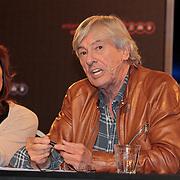 NLD/Utrecht/20110920 - Perspresentatie Paul Verhoeven project Entertainment Experience,Paul Verhoeven en Kim van Kooten