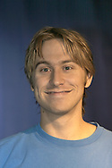 Comedian Russel Howard pictured at a press call for the nominees for the 2006 Intelligent Finance Comedy Awards in Edinburgh. The award for Best Comedy Show was due to be announced on 26th August. The nominees all staged comedy shows at the 2006 Edinburgh Festival Fringe and this award replaced the long-running Perrier comedy award in 2006.