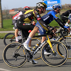 28-03-2021: Wielrennen: Gent-Wevelgem: Wevelgem  Nathan van Hooijdonck