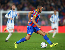 September 19, 2017 - London, England, United Kingdom - Crystal Palace's Andros Townsend.during Carabao Cup 3rd Round match between Crystal Palace and Huddersfield Town at Selhurst Park Stadium, London,  England on 19 sEPT  2017. (Credit Image: © Kieran Galvin/NurPhoto via ZUMA Press)