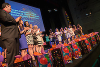 Bergen Community College gave out its Dental Hygiene Department Awards in the Anne Maria Ciccone Theatre in Paramus. / Russ DeSantis Photography and Video, LLC