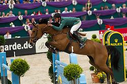 Smolders Harrie (NED) - Regina Z<br /> Rolex FEI World Cup Final Jumping Leipzig 2011<br /> © Dirk Caremans