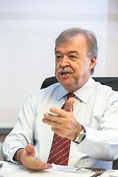 Gilberto Porcello Petry, que é Presidente da Federação das Industrias do RS -  Fiergs. FOTO: Marcos Nagelstein/Agência Preview