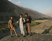 A singer, the Aga Khan Foundation regional director and a police man. The traditional life of the Wakhi people, in the Wakhan corridor, amongst the Pamir mountains.