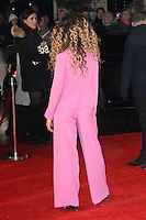 Ella Eyre, Fifty Shades Darker - UK film premiere, Leicester Square, London UK, 09 February 2017, Photo by Richard Goldschmidt