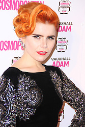 © Licensed to London News Pictures. 05/12/2013, UK. Paloma Faith, Cosmopolitan Ultimate Women of the Year Awards 2013, V&A, Cromwell Road, London UK, 05 December 2013e. Photo credit : Brett D. Cove/Piqtured/LNP