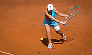 Ashleigh Barty of Australia in action during the second round of the 2021 Internazionali BNL d'Italia, WTA 1000 tennis tournament on May 12, 2021 at Foro Italico in Rome, Italy - Photo Rob Prange / Spain ProSportsImages / DPPI / ProSportsImages / DPPI