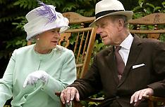 Duke of Edinburgh & Queen Elizabeth