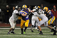 Avon High School varsity football on November 15, 2013. Images © David Richard and may not be copied, posted, published or printed without permission.