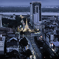 USE ARROWS ← → on your keyboard to navigate this slide-show<br /> <br /> Yangon (Rangoon) , Myanmar (Burma) May 2006<br /> Yangon, formerly Rangoon, is the largest city of Myanmar and its former capital.  In November 2005, the military junta began relocating the capital to Naypyidaw, Mandalay Division, which was officially named as the new capital on 26 March 2006.<br /> Photo: Ezequiel Scagnetti