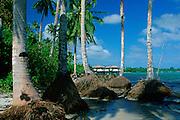 Coconuts Beach Resort, Upolu, Samoa<br />