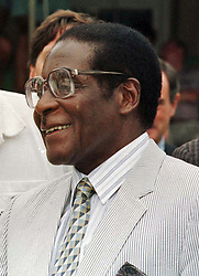 File photo dated 29/12/96 of Robert Mugabe, whose legacy as one of the most ruthless tyrants of modern times will remain long after his days as notorious statesman of Zimbabwe are over.