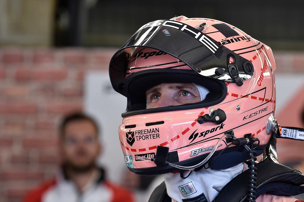 #92 Porsche GT Team Porsche 911 RSR:, Kevin Estre<br /> Saturday 16 June 2018<br /> 24 Hours of Le Mans<br /> 2018 24 Hours of Le Mans<br /> Circuit de la Sarthe WI FR<br /> World Copyright: Scott R LePage