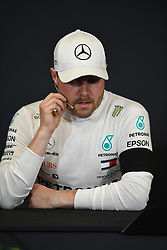 May 25, 2019 - Monaco, Monaco - Finnish driver Valtteri Bottas of German team Mercedes-AMG Petronas Motosport driving his single-seater Mercedes W10 during the 90th edition of the Monaco GP, 6th stage of the Formula 1 world championship, in Monaco-Ville, Monaco  (Credit Image: © Andrea Diodato/NurPhoto via ZUMA Press)