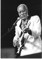 Pops Staples, Durham, NC 1997