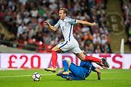 England v Slovakia 040917