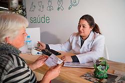 Oficina Saúde e Bem-estar na 42ª Expointer, que ocorre entre 24 de agosto e 01 de setembro de 2019 no Parque de Exposições Assis Brasil, em Esteio. FOTO: Joel Vargas / Agência Preview