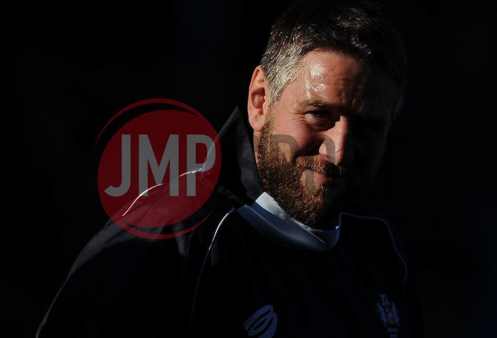 Bristol Blindside Flanker Ryan Jones  - Photo mandatory by-line: Joe Meredith/JMP - Mobile: 07966 386802 - 20/05/2015 - SPORT - Rugby - Bristol - Ashton Gate - Bristol Rugby v Worcester Warriors - Greene King IPA Championship - Play-Off Final