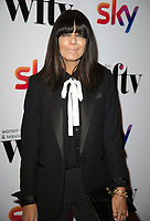 Claudia Winkleman at the Sky Women in Film and Television awards, London, UK