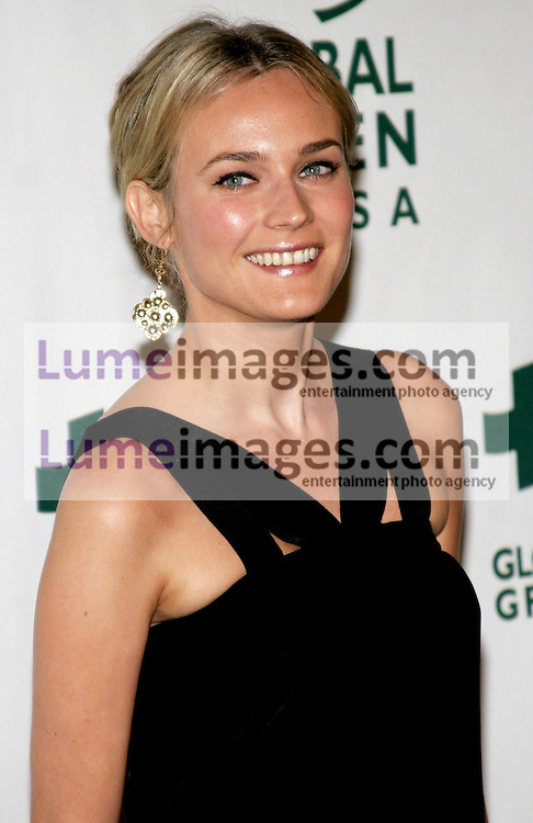 Diane Kruger at the Global Green USA Pre-Oscar Celebration to Benefit Global Warming held at the The Avalon in Hollywood, USA on February 21, 2007.