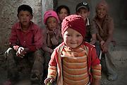 Ladakh, Himalaya, India.