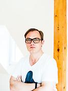 Portrait of Achim Hepp - Entrepreneur