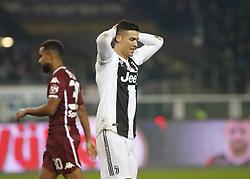 December 15, 2018 - Turin, Italy - Cristiano Ronaldo during Serie A match between Torino v Juventus, in Turin, on December 15, 2016  (Credit Image: © Loris Roselli/NurPhoto via ZUMA Press)