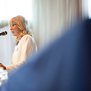 23.05.2018.       <br /> Today, the Institute of Community Health Nursing (ICHN) hosted its2018 community nurseawards in association withHome Instead Senior Care,at its annual nursing conference, in the Strand Hotel Limerick, rewarding public health nurses for their dedication to community care across the country. <br /> <br /> Pictured at the event was Angela Dunne, Lead Midwife, National Women and Infants Health Programme 'An Overview of the National Women and Infants Health Programme'. Picture: Alan Place