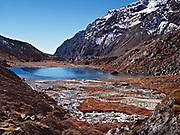 Goecha La Lake, Sikkim