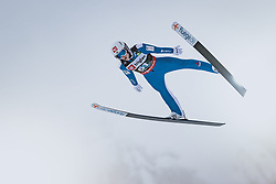 10.12.2020, Planica Nordic Centre, Ratece, SLO, FIS Skiflug Weltmeisterschaft, Planica, Einzelbewerb, Qualifikation, im Bild Halvor Egner Granerud (NOR) // Halvor Egner Granerud of Norway during the qualification for the men individual competition of FIS Ski Flying World Championship at the Planica Nordic Centre in Ratece, Slovenia on 2020/12/10. EXPA Pictures © 2020, PhotoCredit: EXPA/ JFK