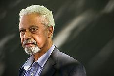 Abdulrazak Gurnah wins 2021 Nobel Prize for Literature, Edinburgh, 7 October 2021