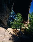 Kentucky's Natural Bridge, Natural Bridge State Resort Park, Kentucky.