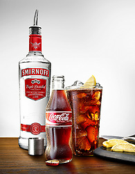Drinks Mixing series of posters in pubs - Diageo