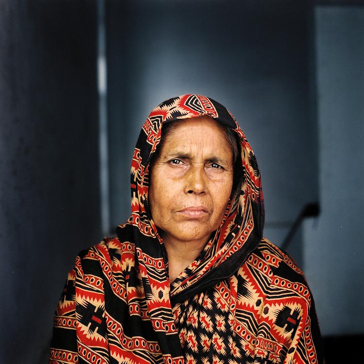 Josna Begum. Sirajganj, Bangladesh. August 2011.