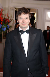 IAN RANKIN at the 2005 British Book Awards held at The Grosvenor House Hotel, Park lane, London on 20th April 2005.<br /><br />NON EXCLUSIVE - WORLD RIGHTS